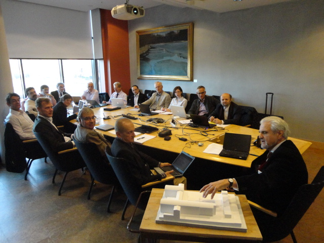 The TIARA Governing Council met in Uppsala University on 8-9 November 2011 >>