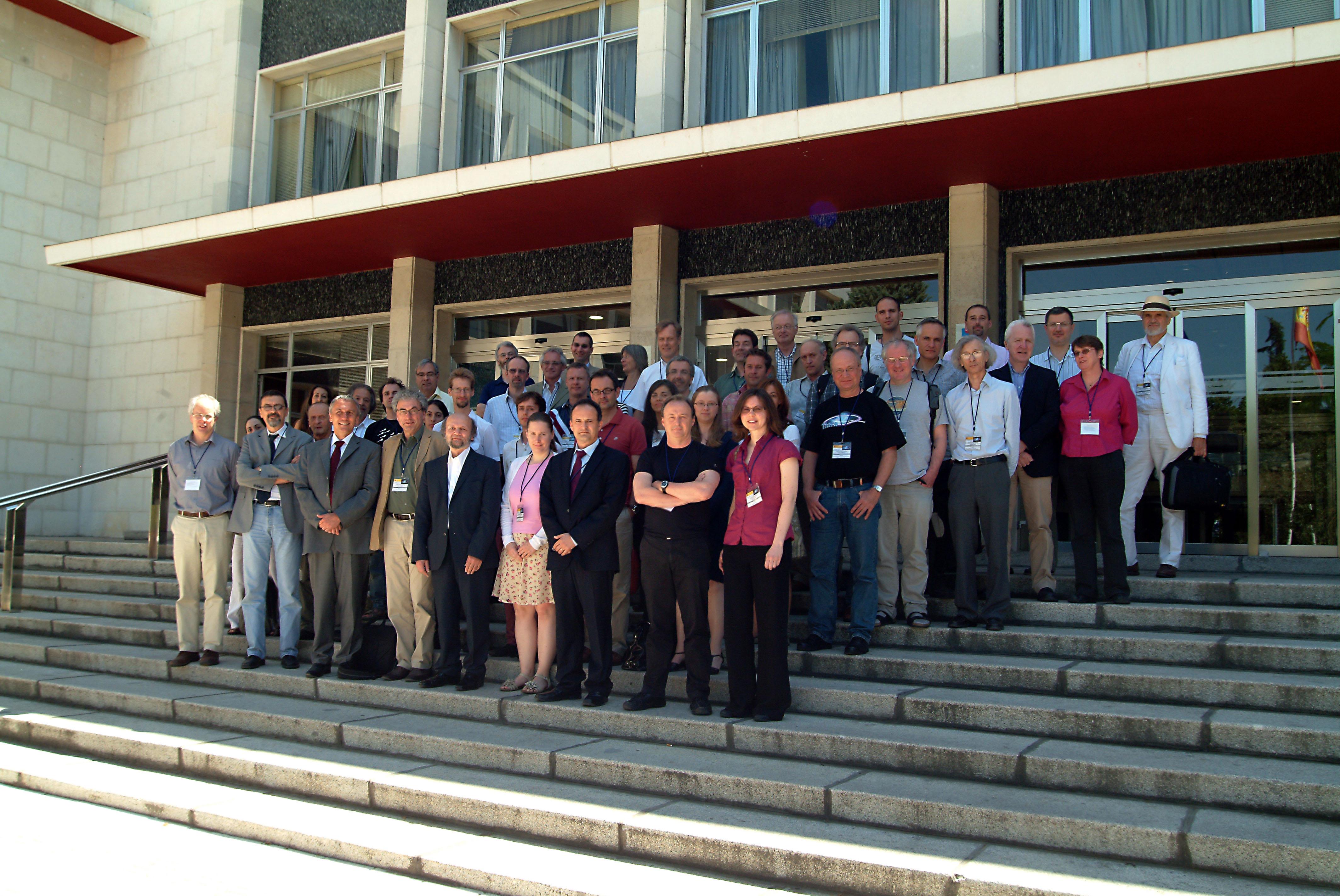 TIARA general mid-term meeting held at CIEMAT, Madrid, June 12-14