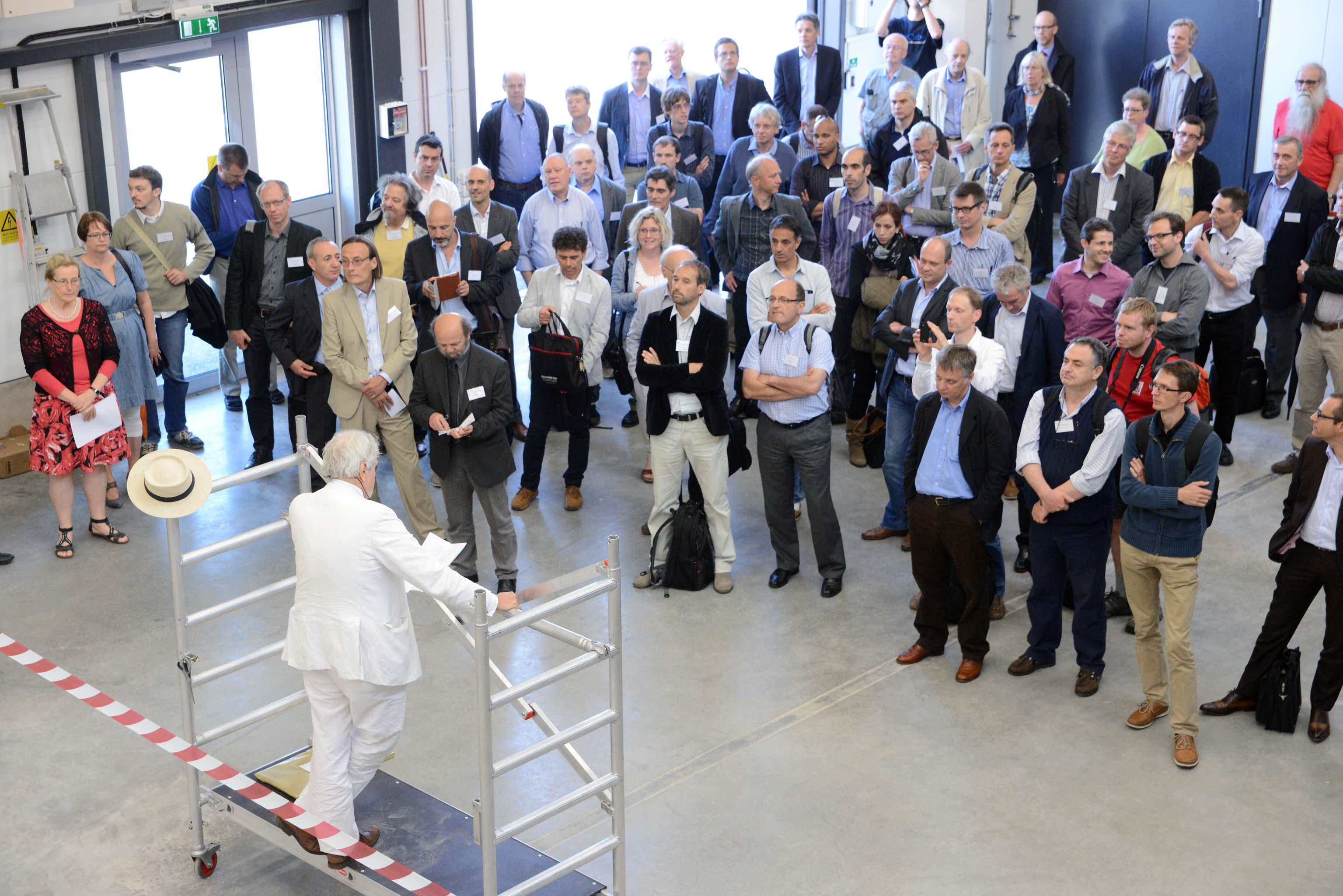 17-19 June 2013: TIARA workshop on RF power generation in Uppsala